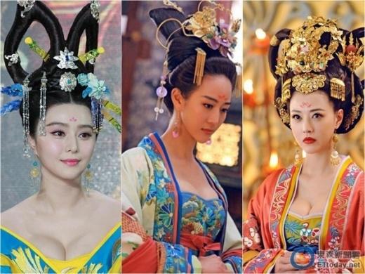 Chiều lòng khán giả, Đài Loan chiếu Võ Tắc Thiên không cắt cảnh hở ngực