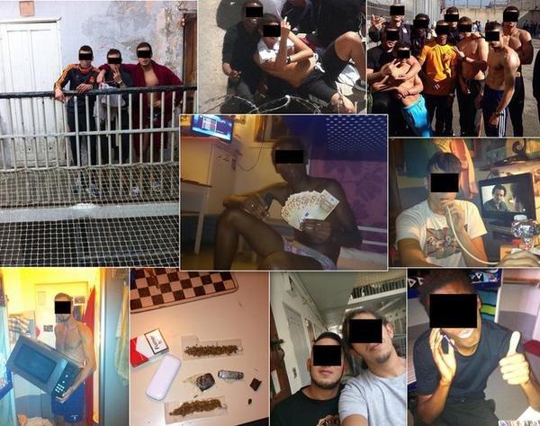 Choáng váng với Facebook trong nhà tù Pháp