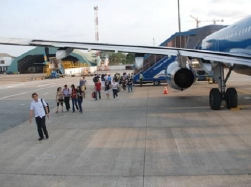Hành khách 76 tuổi đột tử trên máy bay