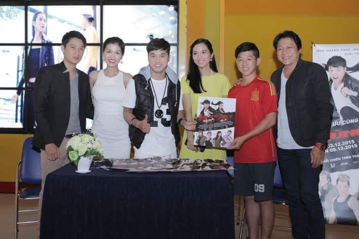 Ảnh đời  thường của sao Việt qua facebook ngày 5/12