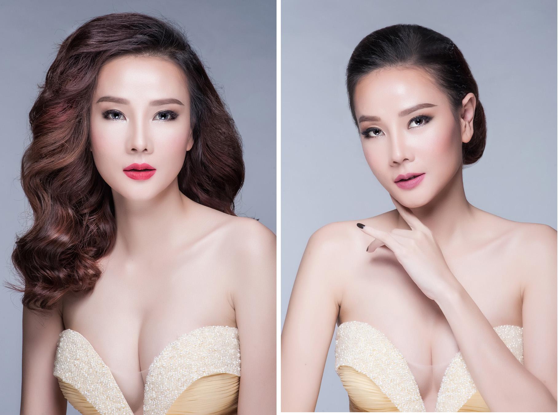 """Dương Yến Ngọc """"đẹp không tuổi"""" nhờ căng da mặt V-loc"""