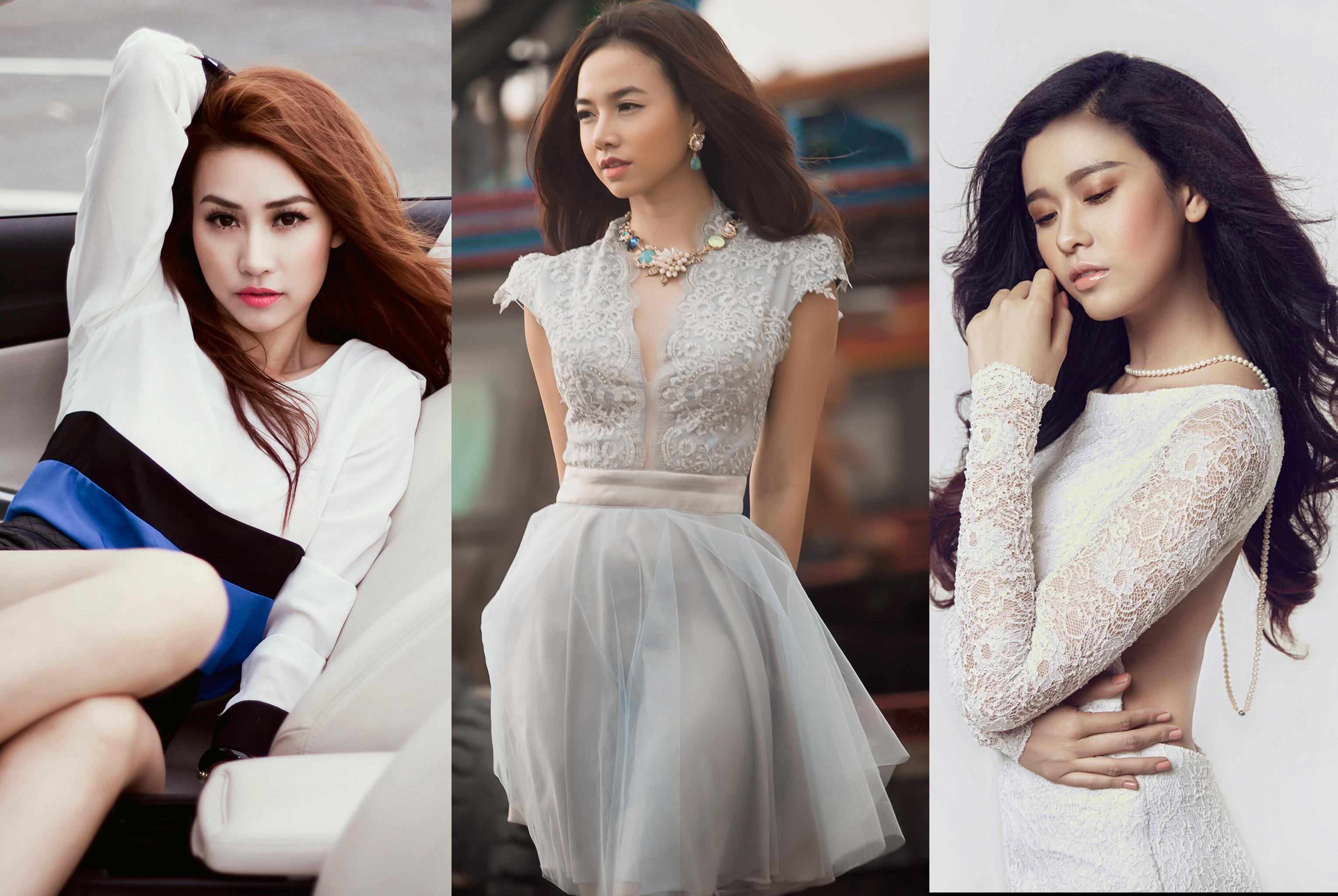 Những nàng dâu tài năng, nổi tiếng của màn ảnh Việt