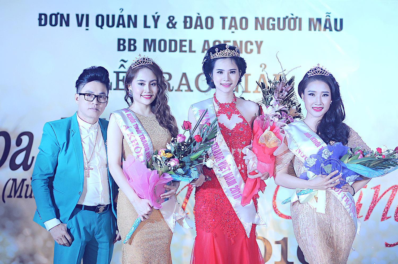 NTK Tommy Nguyễn bảnh bao làm giám khảo