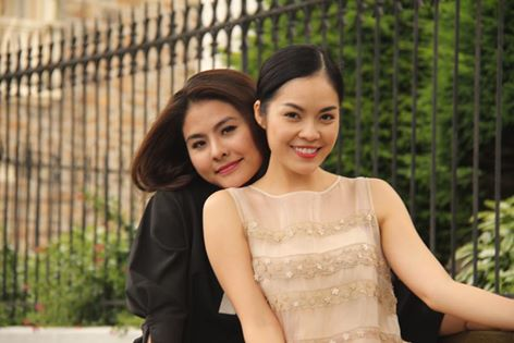 Ảnh đời  thường của sao Việt qua facebook ngày 11/1
