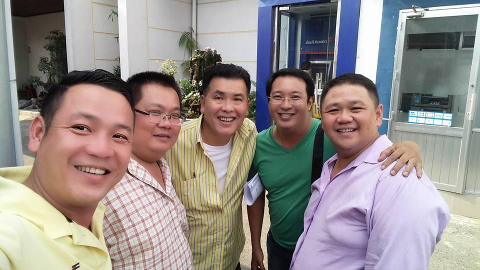 Ảnh đời  thường của sao Việt qua facebook ngày 22/1