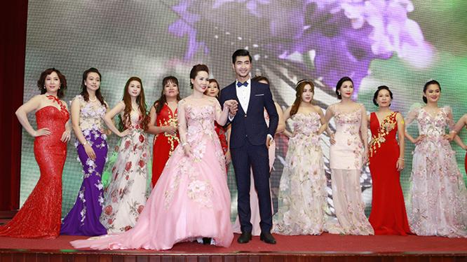 Nữ hoàng doanh nhân Kim Chi- quyến rũ như nữ hoàng