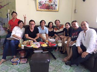 Ảnh đời  thường của sao Việt qua facebook ngày 25/2