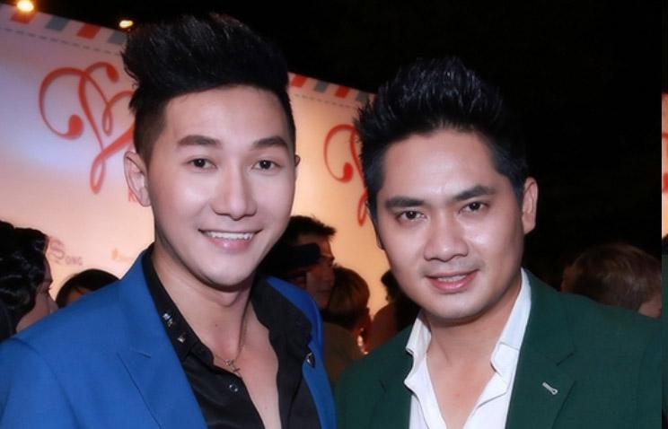 Bộ đôi trai đẹp Minh Luân, Nam Phong nổi bật tại buổi ra mắt phim