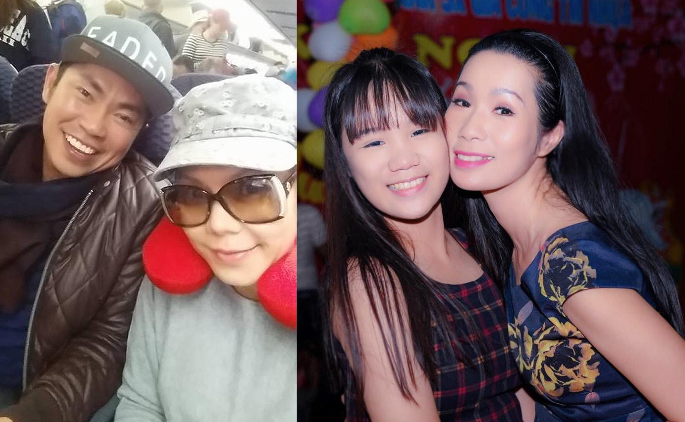 Ảnh đời  thường của sao Việt qua facebook ngày 27/3