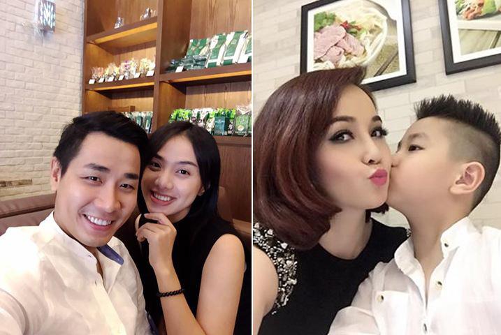 Ảnh đời  thường của sao Việt qua facebook ngày 28/3
