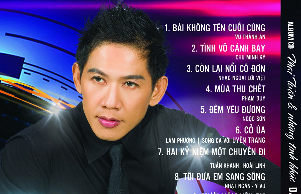Ca sĩ thầy giáo Mai Tuấn tung những tình khúc Dance-Remix cực sôi động