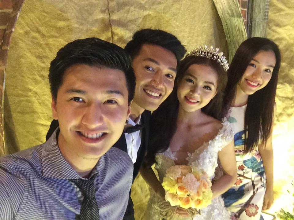 Ảnh đời  thường của sao Việt qua facebook ngày 18/5