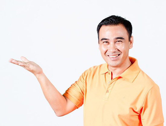 Quyền Linh kêu làm MC trong đêm Gala Tiếp sức Hồi sinh