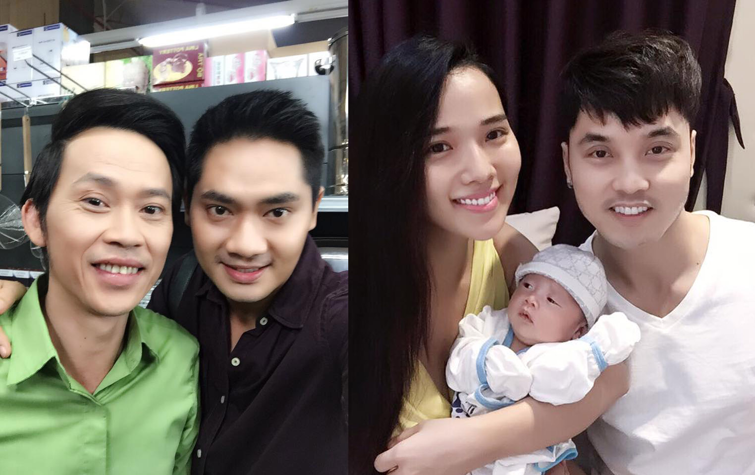 Ảnh đời  thường của sao Việt qua Facebook ngày 19-5