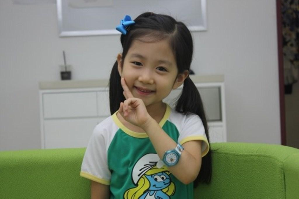 """""""Thiên thần nhí"""" Lee Chae Mi bị bắt cóc"""