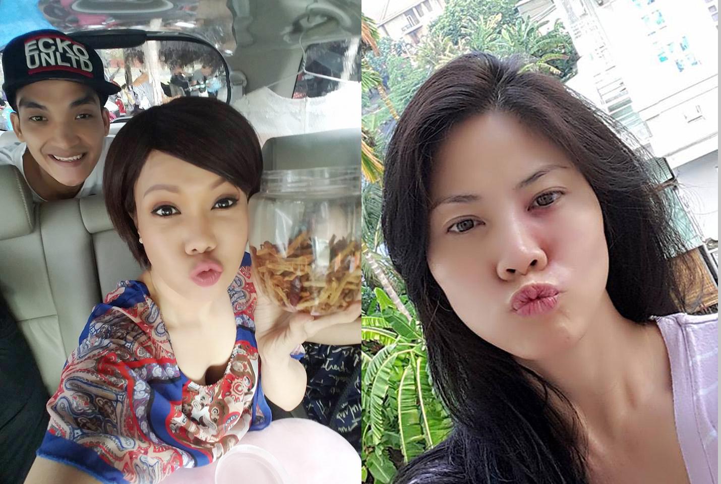 Ảnh đời thường của sao Việt qua Facebook ngày 15-6
