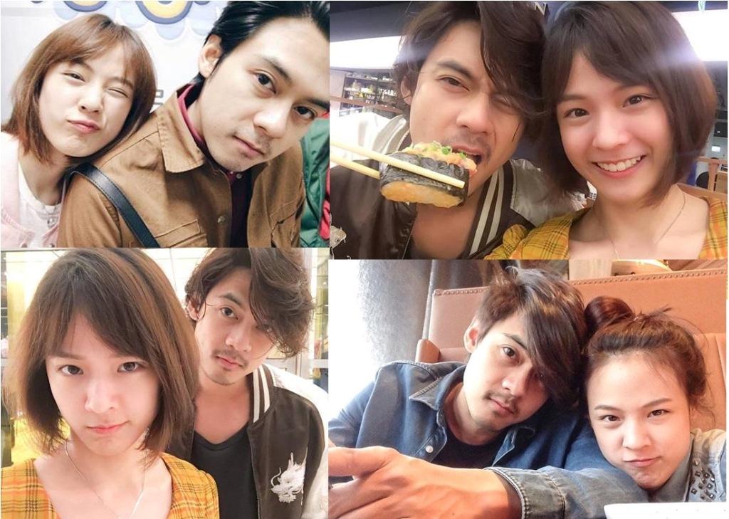 """4 cặp đôi sao Thái Lan """"Phim giả tình thật"""""""
