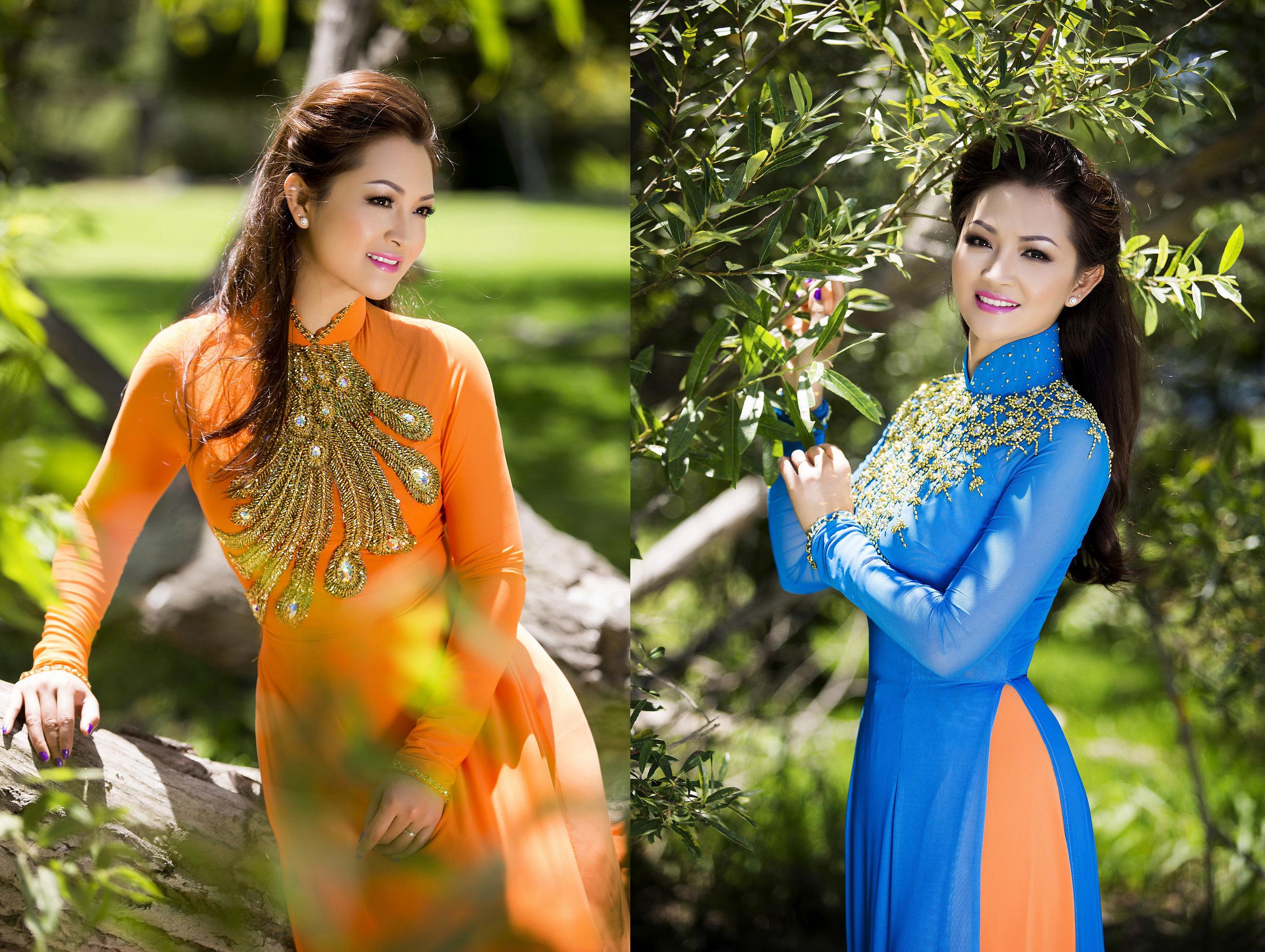 Vẻ đẹp tài sắc vẹn toàn của Nathalee Trương – vợ Minh Chánh