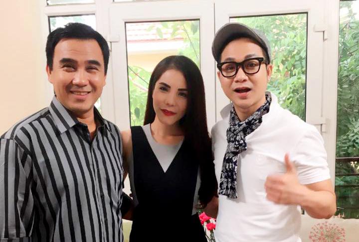 Ảnh đời thường của sao Việt qua Facebook ngày 29-6