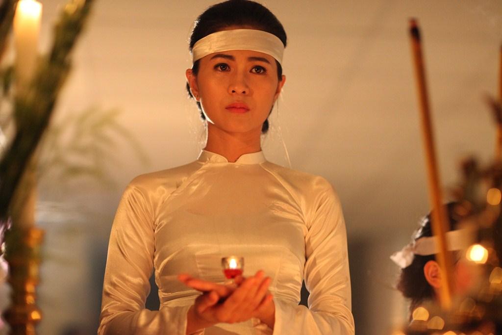 """Thùy Trang tiếp tục với vai diễn """"đo ni đóng giầy"""" trong phim """"Chị em nhà Đông Các"""""""
