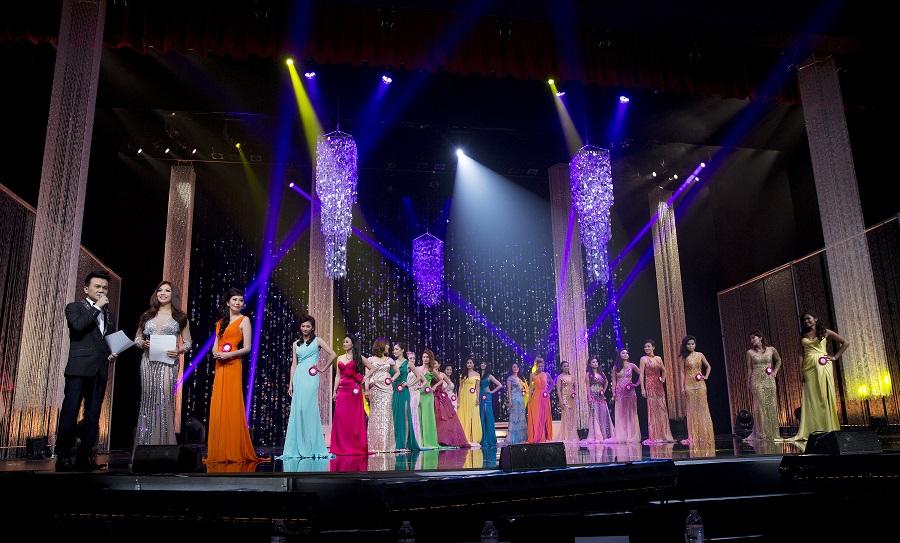 Hoa hậu người Việt tại Mỹ- tôn vinh 20 nhan sắc tỏa sáng.