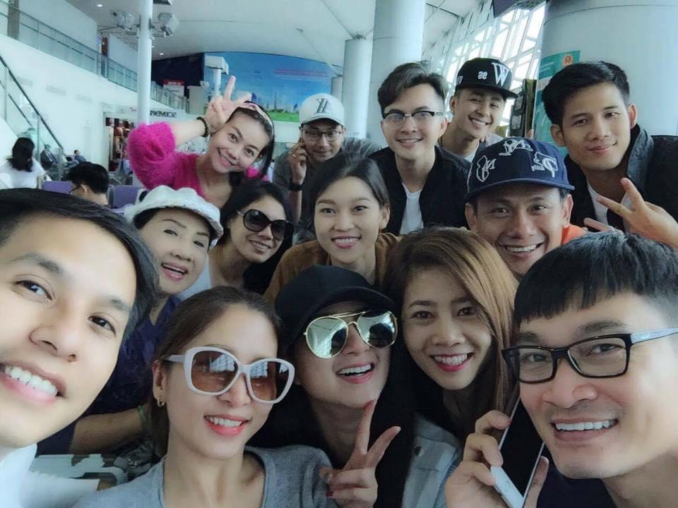 Ảnh đời thường của sao Việt qua Facebook ngày 5-7