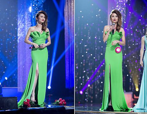 Tina Ngọc Lan Phan – Á hậu đam mê nhạc trữ tình