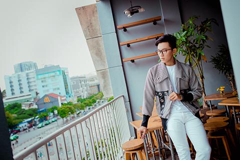 Hotboy Chung Super chia sẽ phong cách thời trang hót theo phong cách Icon thời trang đậm chất Hàn