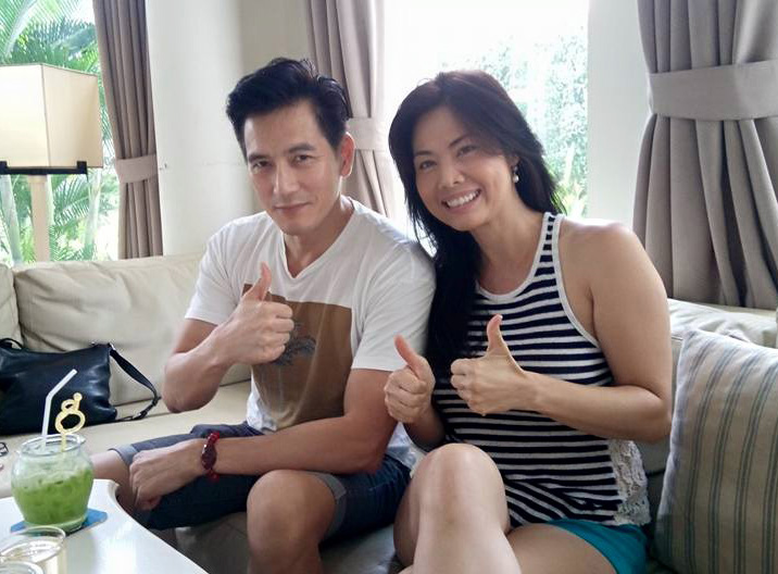 Ảnh đời thường của sao Việt qua Facebook ngày 15-7