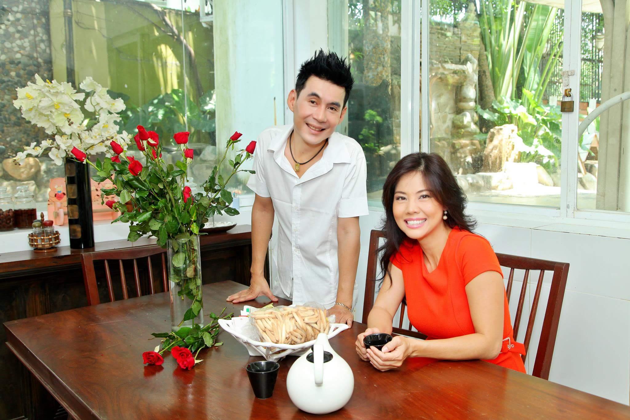 Ảnh đời thường của sao Việt qua Facebook ngày 26-7