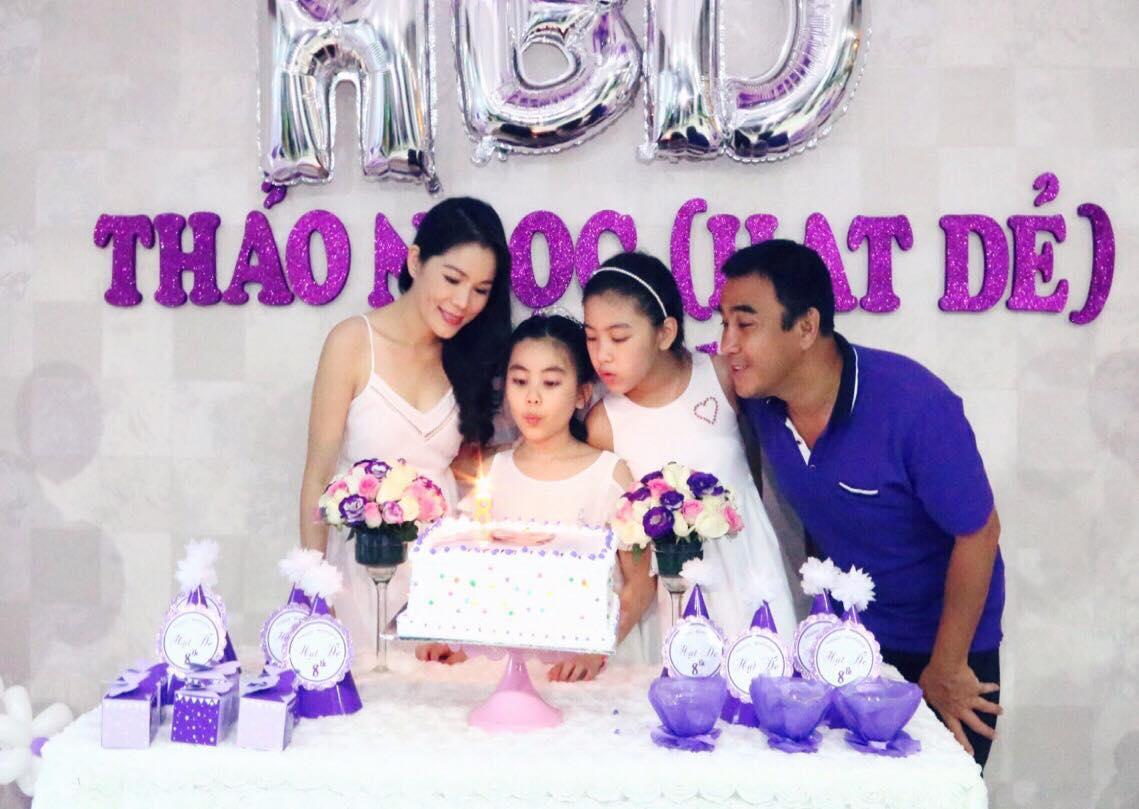 Ảnh đời thường của sao Việt qua Facebook ngày 2/8