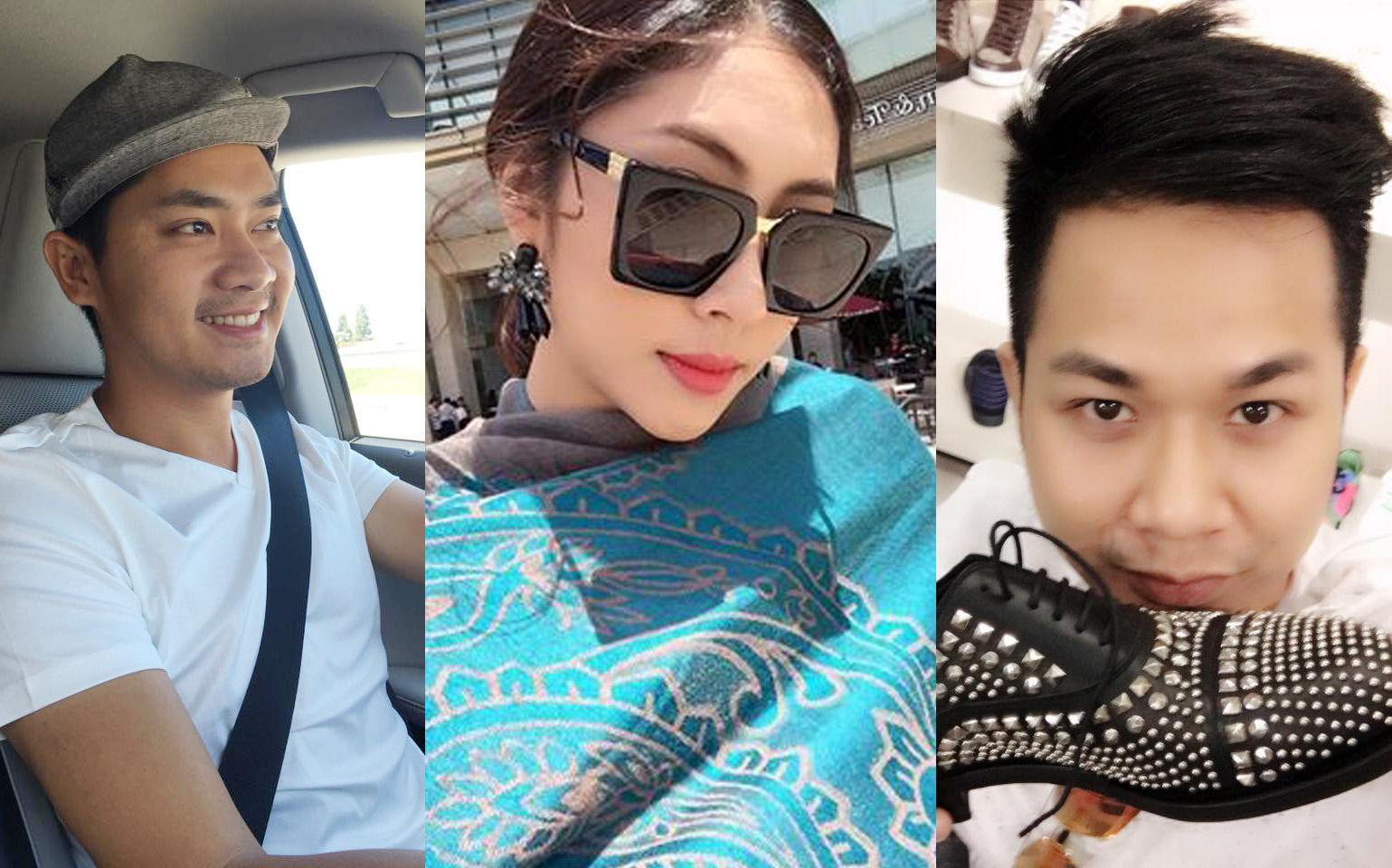 Ảnh đời thường của sao Việt qua Facebook ngày 12-8