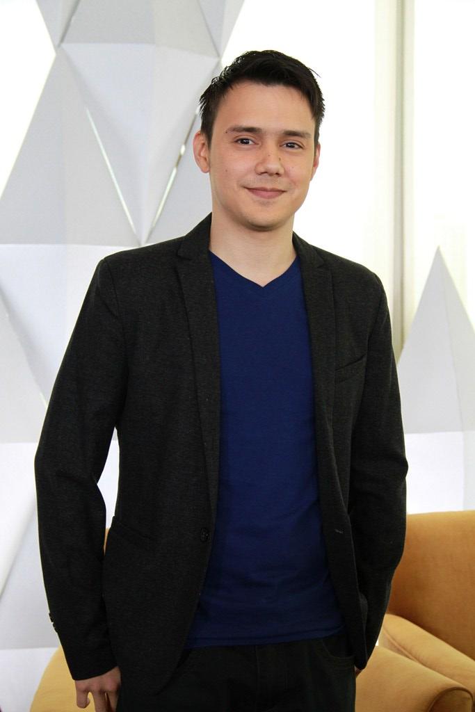 Patrick Garcia - nam diễn viên sáng giá của màn ảnh Philippines