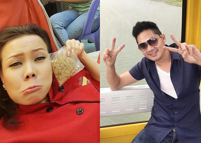 Ảnh đời thường của sao Việt qua Facebook ngày 6-9