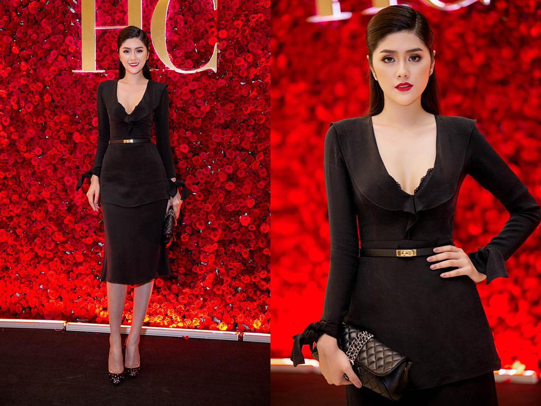 Tan chảy trước vẻ đẹp của tân hoa hậu châu Á 2016 Huỳnh Tiên