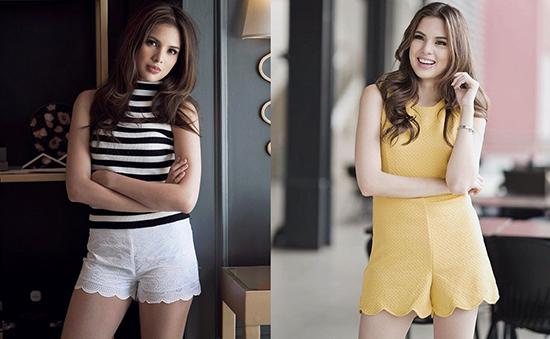 Hot girl Philippines gợi ý 5 cách mix đồ cho ngày giao mùa