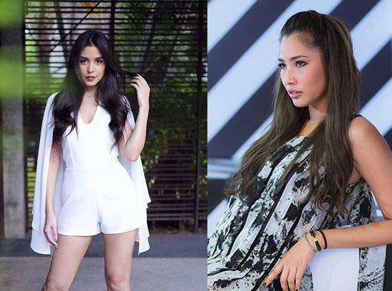 Đọ nhan sắc của hai mỹ nhân không tuổi Thái Lan