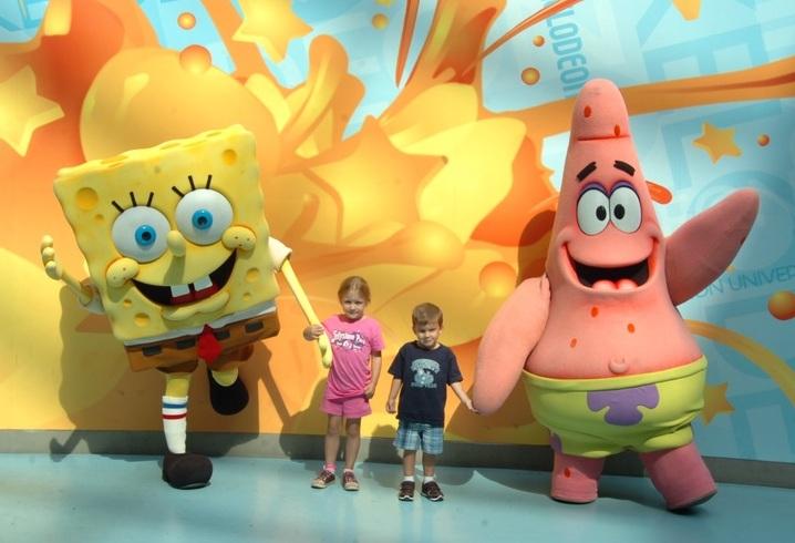 Spongebob & Patrick - 2 ngôi sao hoạt hình huyền thoại thế giới lần đầu đến Việt Nam