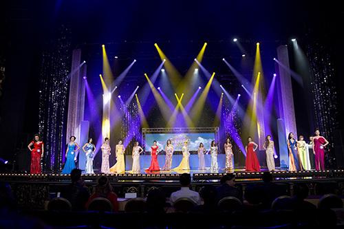 Nhan sắc Việt chuẩn bị hội tụ tại Las Vegas