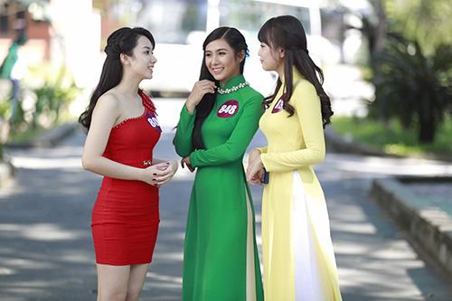 """""""Nữ sinh viên Việt Nam duyên dáng 2016' chính thức bước vào vòng sơ khảo"""