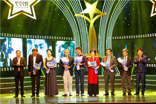 Giải thưởng Ngôi Sao Xanh lần 3-2016  có thành viên ban giám khảo là đạo diễn nổi tiếng thế giới