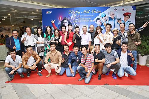 """Phim truyền hình """"Đặc vụ ở Ma Cao"""" chính thức lên sóng HTV 7"""