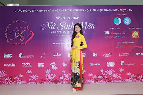 Nữ sinh viên Việt Nam duyên dáng 2016 chính thức mở cổng bình chọn