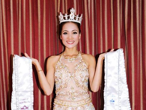 """Điều ít biết về """"Công chúa Châu Á"""" Ngô Lan Anh"""