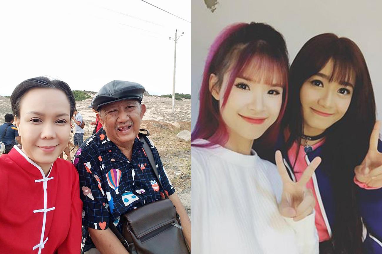 Ảnh đời thường của sao Việt qua Facebook ngày 2-12