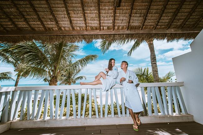 Mải mê 'chạy show' sau đám cưới, cặp đôi triệu view quyết định hưởng thụ tuần trăng mật tại Mỹ