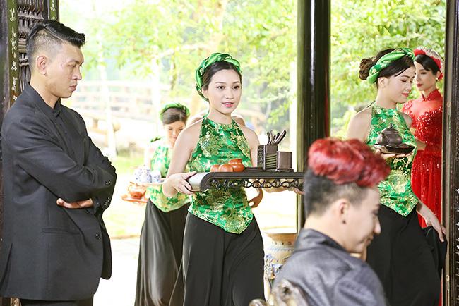 """Vai diễn thú vị trong phim chiếu """"Lục Vân TIên - Tuyệt đỉnh Kungfu"""" của Cao Mỹ Kim"""