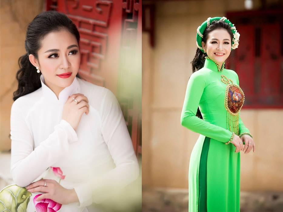 """Quỳnh Mai – """"nàng"""" á hậu xinh đẹp và đa tài"""