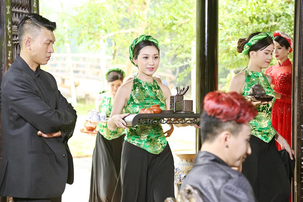 """Cao Mỹ Kim mải đóng phim """"Lục Vân Tiên - Tuyệt Đỉnh Kungfu"""" quên hết mọi thứ xung quanh"""