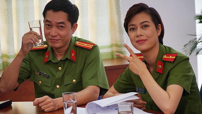 """Phim truyền hình """"Hồ Sơ Lửa"""" chuẩn bị lên sóng TodayTV"""